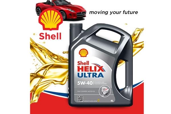 Shell 5W40